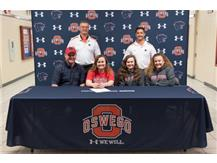 Kaitlin Freundt signs with North Central College to continue with Bowling