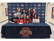 Isabella Mahoney signs with North Central College to continue with Dance