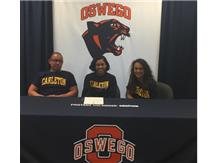 Laurie Avila signs with Carleton College to continue playing Softball