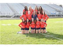 2019 Varsity Girls Volleyball Team