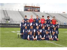 2019 Freshman Boys Soccer Team