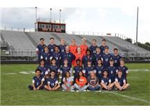 2019 Varsity Boys Soccer Team