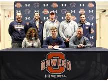 Cal Hejza signs to play baseball at University of Illinois