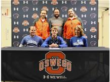 Jacob Bohnert signs to run cross country at Aurora University