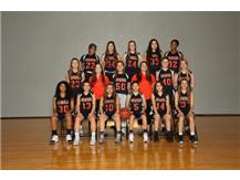 2019-2020 Freshman Girls Basketball Team