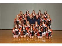 2019-2020 Competitive Dance Team