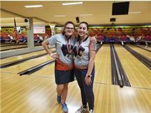 Lani Breedlove (3rd) & Lexi Dellaca (20th) @ Morris Invite 2020