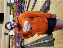 Senior Miranda Oehlerking @ JV Conference Tournament 2020