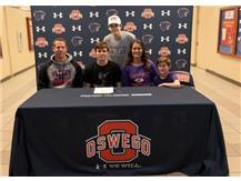 Derek Torza signs with Missouri Valley College to continue Wrestling.