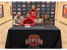 Kaden Young signs with Milwaukee School of Engineering to continue playing Soccer.