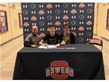 Stephen Udy signs with Anderson University to continue playing Soccer.