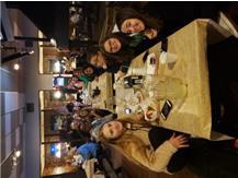 Team Dinner @ Gario's 2020