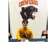 Signing day for Zach Soto who committed to wrestle for University of Wisconsin-Eau Claire!