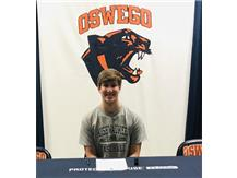 Signing day for Adam Dietz who committed to play baseball for Kishwaukee Community College!