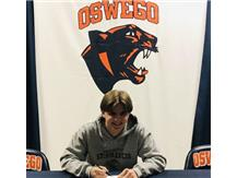 Signing day for Alex Mielcarz who committed to play baseball for St. Francis University!
