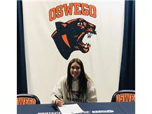 Signing day for Haleigh Aughenbaugh who committed to play soccer for Carroll Unversity!