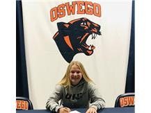 Signing day for Emily Tully who committed to play soccer for University of Illinois-Springfield!