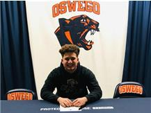 Signing day for Anthony Cikauskas who committed to play football at Olivet Nazarene University!