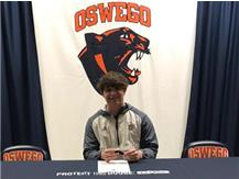 Signing day for Oliver Clemens who committed to play baseball at North Park University!