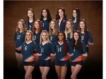 20-21 JV Girls Volleyball
