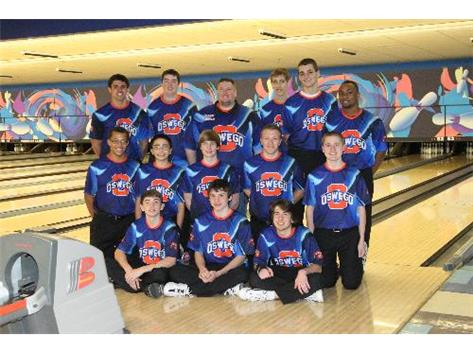 Back Row: Garrett Dennehy, Kameron Rockwell, Coach Arnold, Brad Behrends, Nick Jackson and Ahmad Issacs Middle Row: Kendrick Marshall, Nick Ramos, Trever Nelson, Dom Glatz and Zac Clifton Front Row: Eddie Mendez, Kevin Bell and Johnathan Rizzi