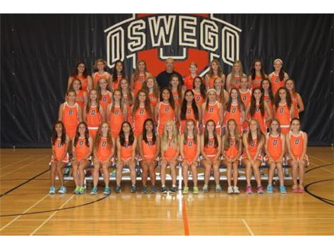 2014 Girls Cross Country Team