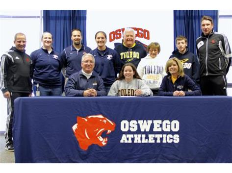 Kelsey Kraft signs to play Soccer for University of Toledo