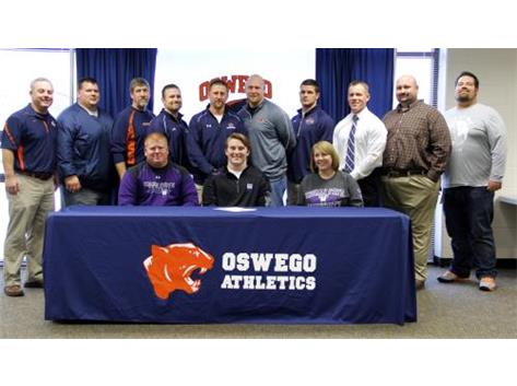 C.J. Brown signs to play Football for Truman State