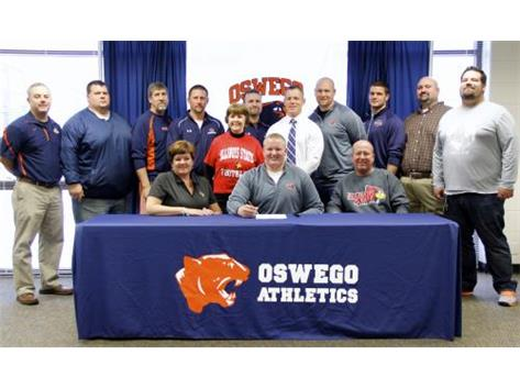 Erik Mikkelson signs to play Football for Illinois State University