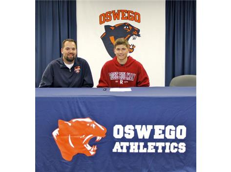 Michael Simmons signs to play Soccer at Rose Hulman Institute of Technology