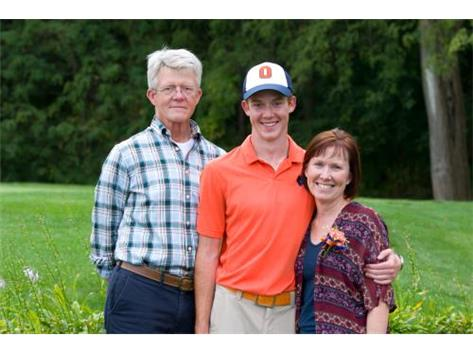 Golf Senior, Michael Latzke