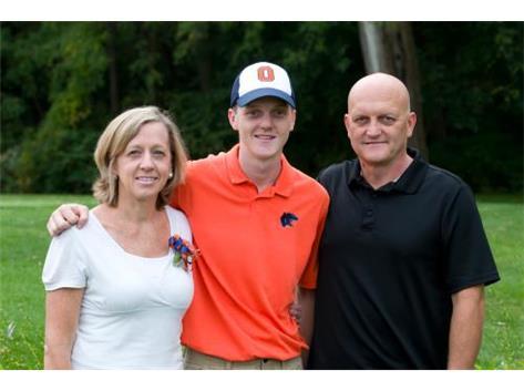 Golf Senior, Reilly Gillette