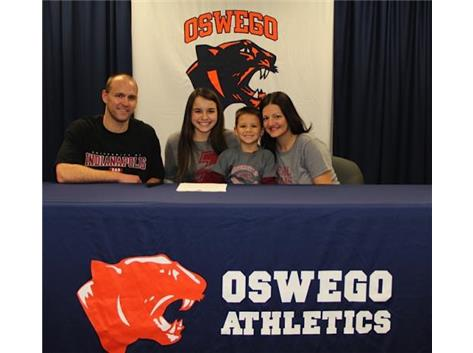 Jordyn Schoen signs with University of Indianapolis to play Soccer