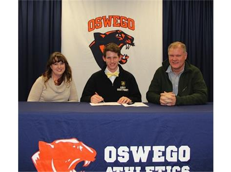 Steven Strange signs to participate in track at West Point - United State Army