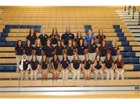 2016-2017 Oswego Athletic Training Students