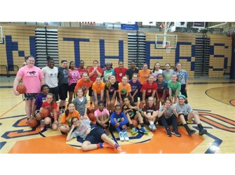 Summer Offensive Skills Camp