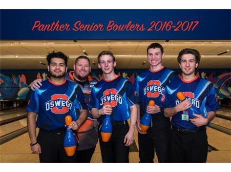 2016-2017 Boys Bowling Senior Night