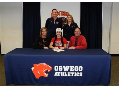 Madison Lockard signs to continue playing Soccer at Ball State.