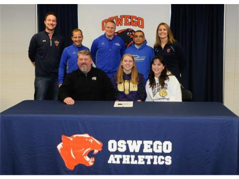 Megan Rasmussen signs to continue playing Soccer at Western Illinois University