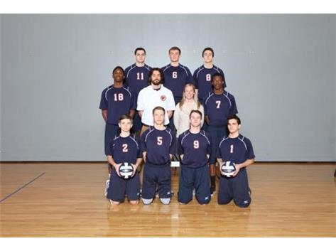 2017 Varsity Boys Volleyball Team