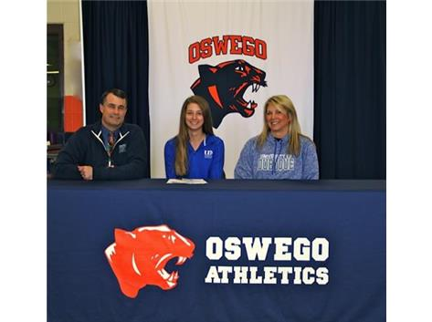Carissa Brown signs with University of Dubuque to continue playing Soccer.