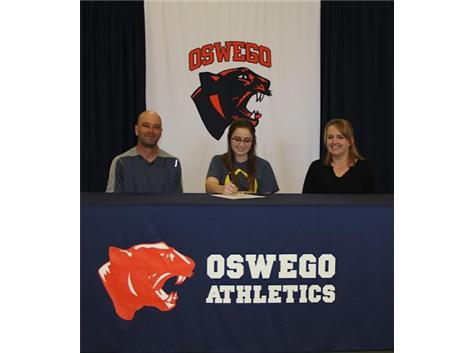 Taylor Kies signs with Augustana College to continue Bowling.