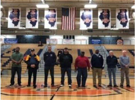 Veterans Appreciation Night 2018