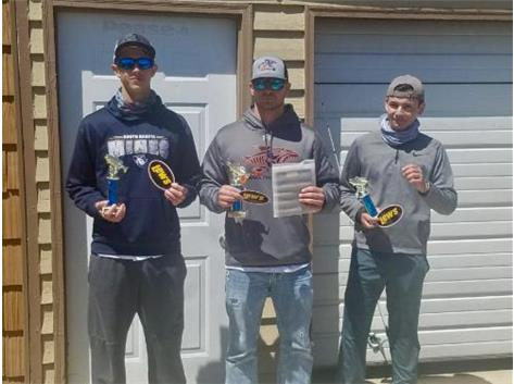 2018 Shabbona Lake Spring Tournament 2nd place out of 36 boats!