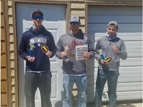 2018 Shabbona Lake Spring Tournament 2nd Place!