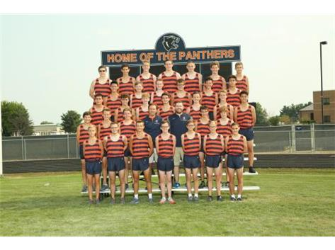2018 Boys Cross Country Team