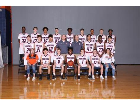 2018-2019 Boys Freshman Basketball Team