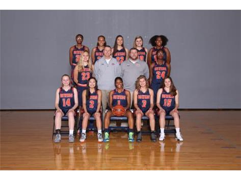 2018-2019 Varsity Girls Basketball Team