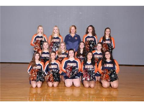 2018-2019 Competitive Dance Team