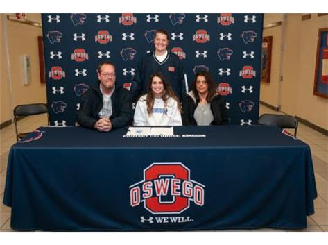 Rheannon O'Neil signing with University of Dubuque to continue playing Volleyball